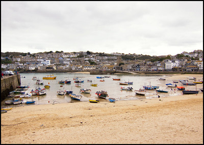 St Ives and our final destination