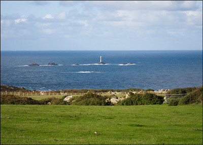 Longstone off Lands End