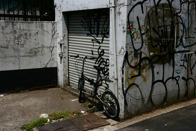 Urban decay...