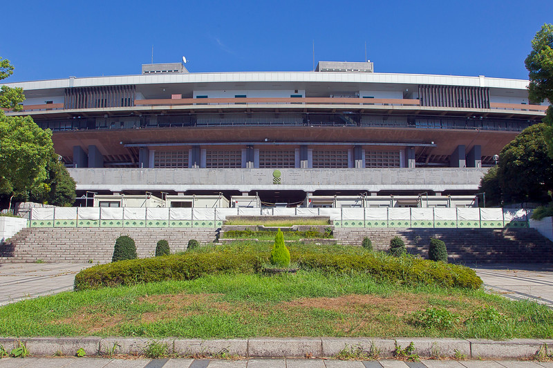 Stadion for 1964  Olympic games in Tokyo