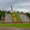 Olympic games 1952 Oslo, Norway<br /> The photo from 2007