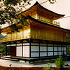 Kyoto's Golden Pavilion.