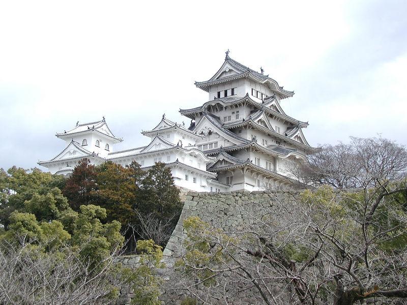 Himeji Castle, 3/11