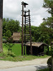 Fire watchtower