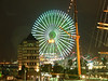 Yokohama fairground lights (1)