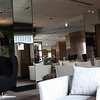 Club Lounge on the 35th floor of the ANA Intercontinental Hotel Tokyo