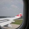 View from Swiss International Air Lines flight LX160 from ZRH - NRT