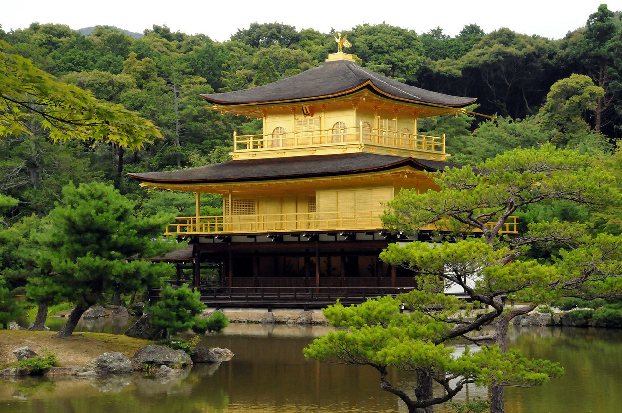 Golden Pavillion Kyoto