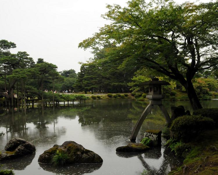 Kanazawa - Kenroku Garden