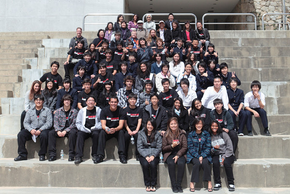 Japan 2010 - 'Iolani Stage Band