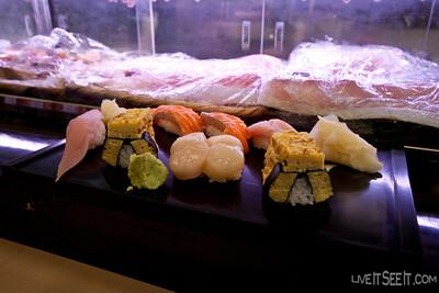 A delicious lunch i Asakusa
