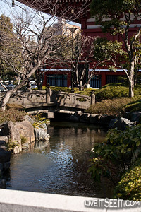 Surrounds of Sensoji Temple