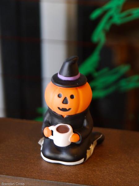 Halloween Figurine in Miyajimaguchi