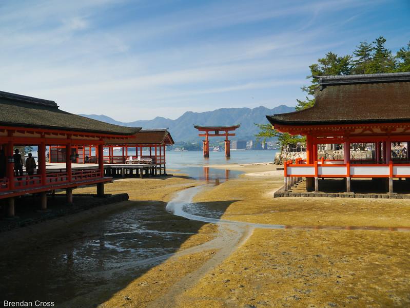 Floating Torii Gate,  Itsukushima Shrine
