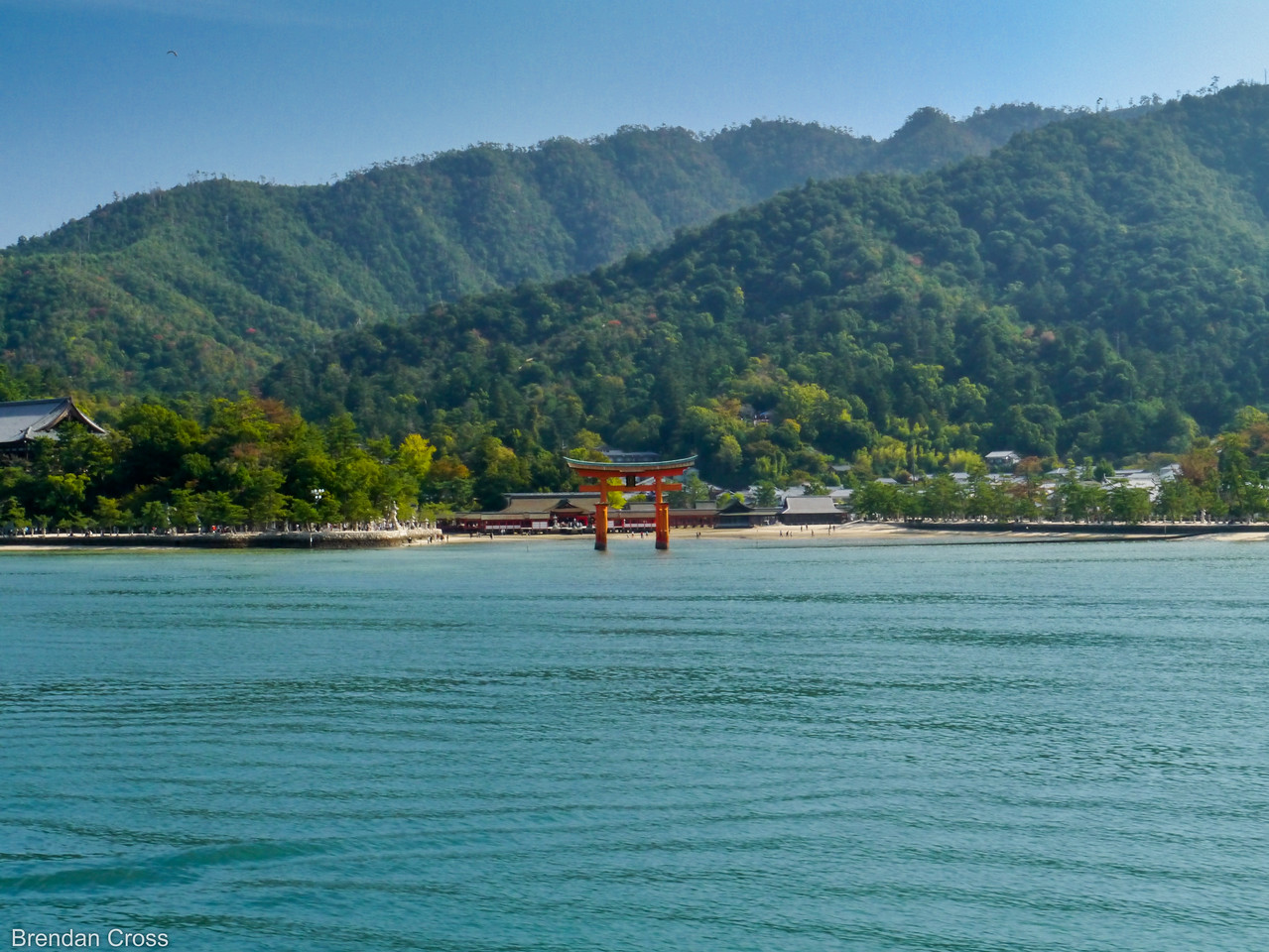 Floating Torii Gate,  Itsukushima Shrine
