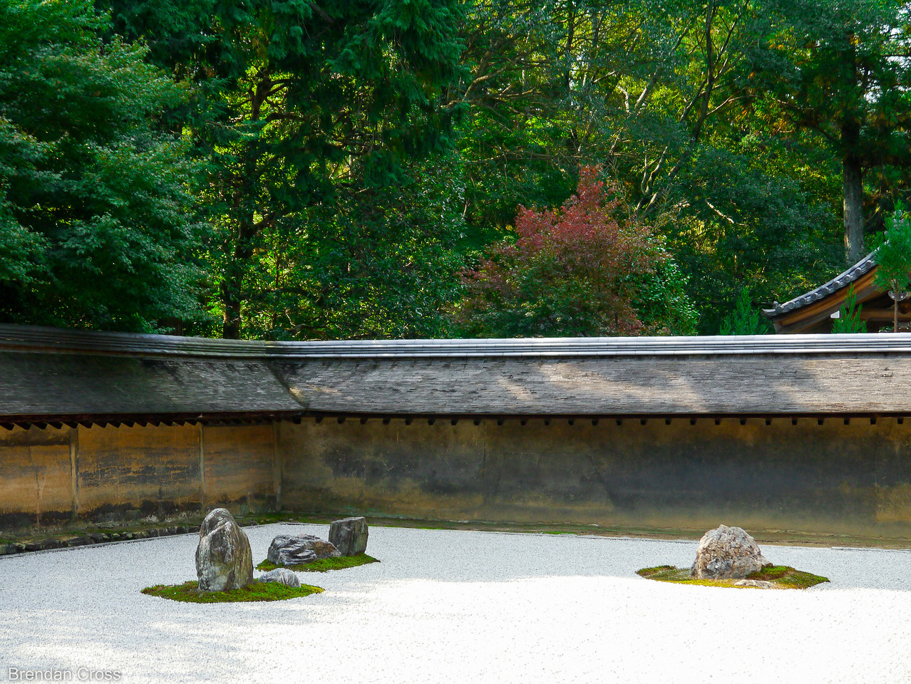 Rock Garden, Ryoan-ji