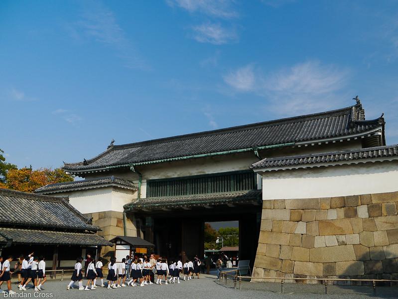 Main Entrance, Nijo-jo
