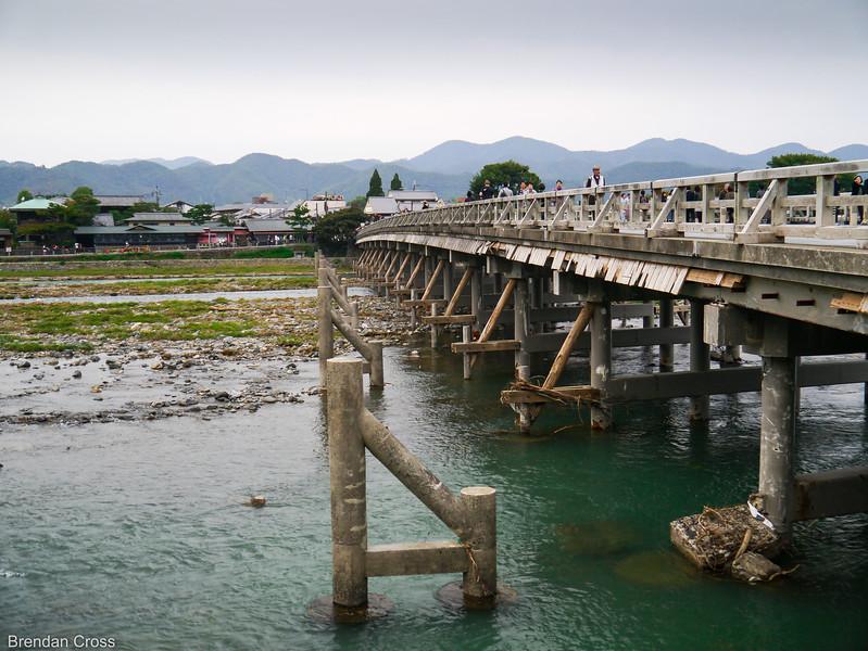 Togetsukyo Bridge,  Arashiyama
