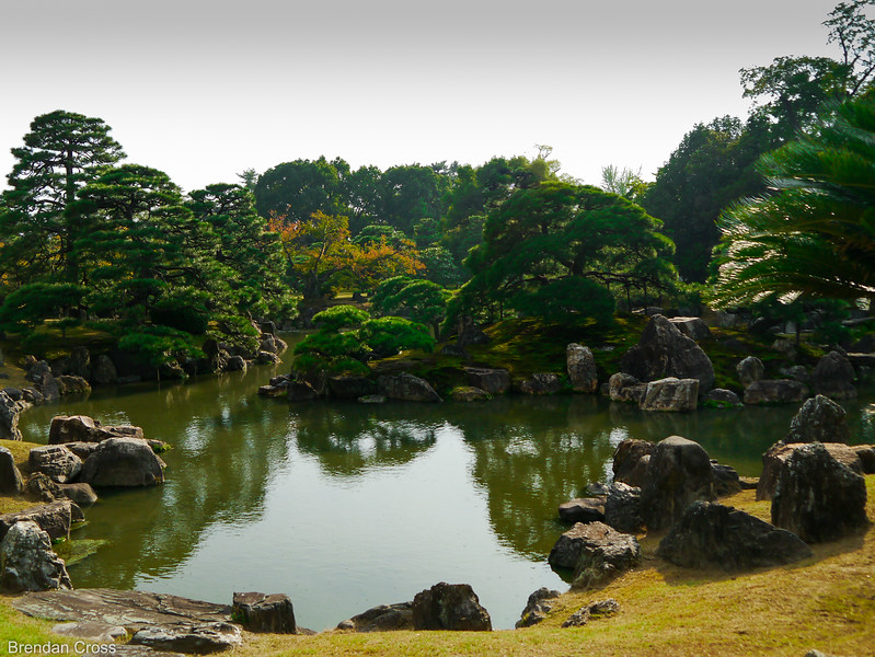 Ninomaru Gardens, Nijo-jo