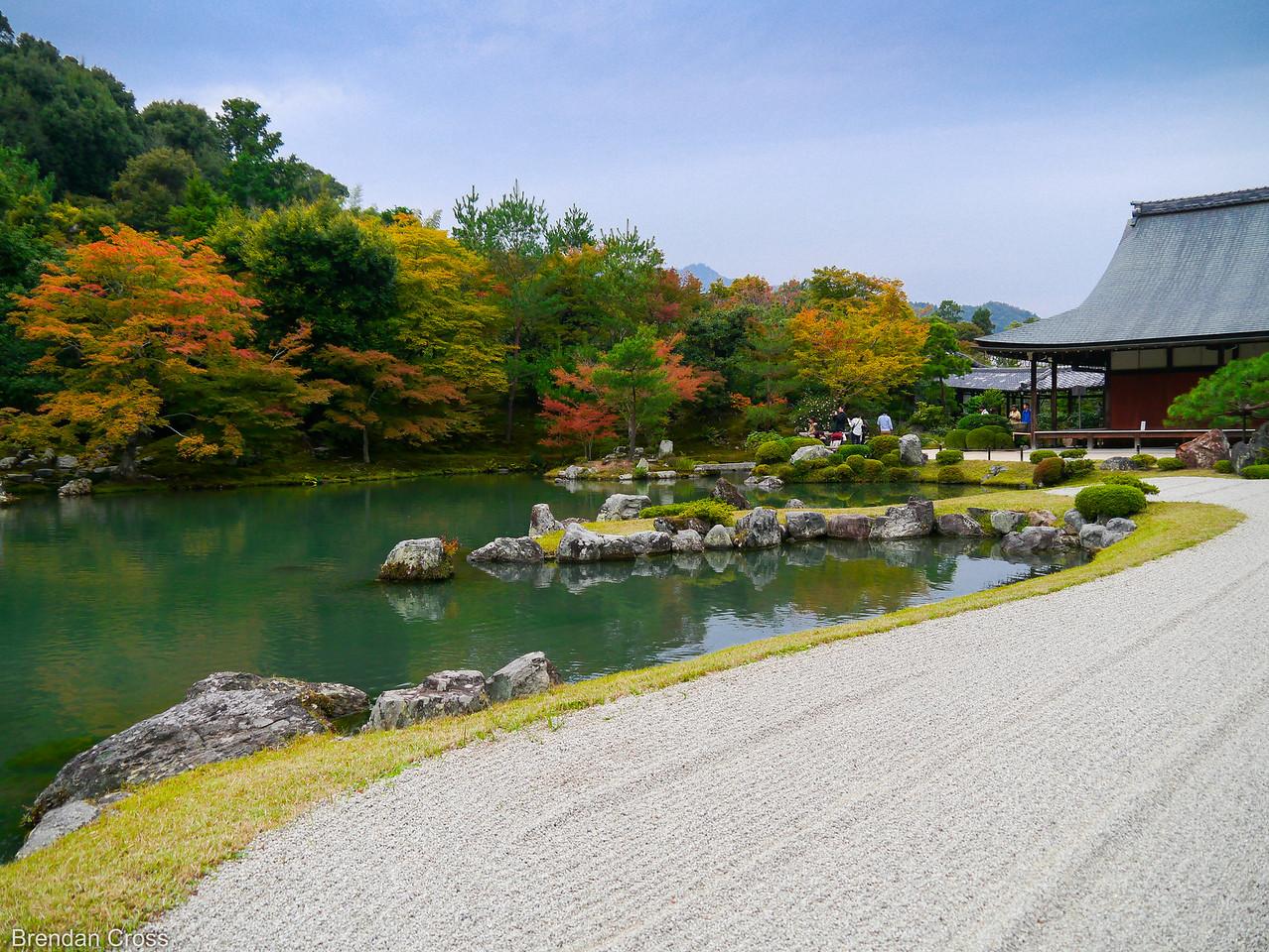Tenyru-ji Temple,  Arashiyama