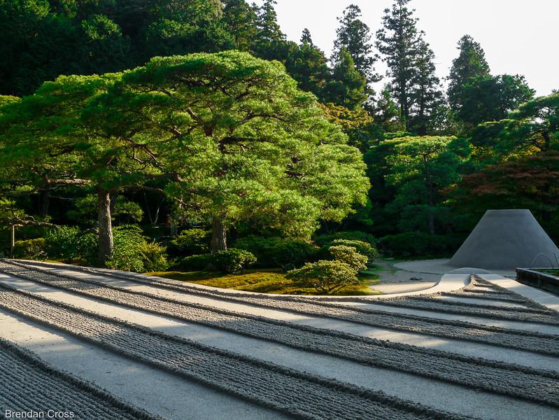 Sand Garden, Gingaku-ji