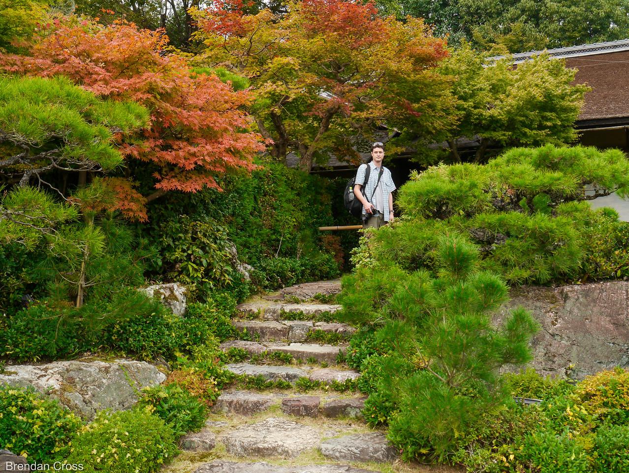 SuperFan46,  Okochi Sanso Villa, Arashiyama