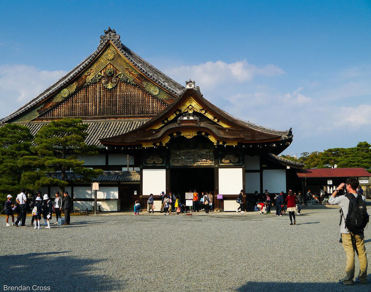 Ninomaru Palace, Nijo-jo