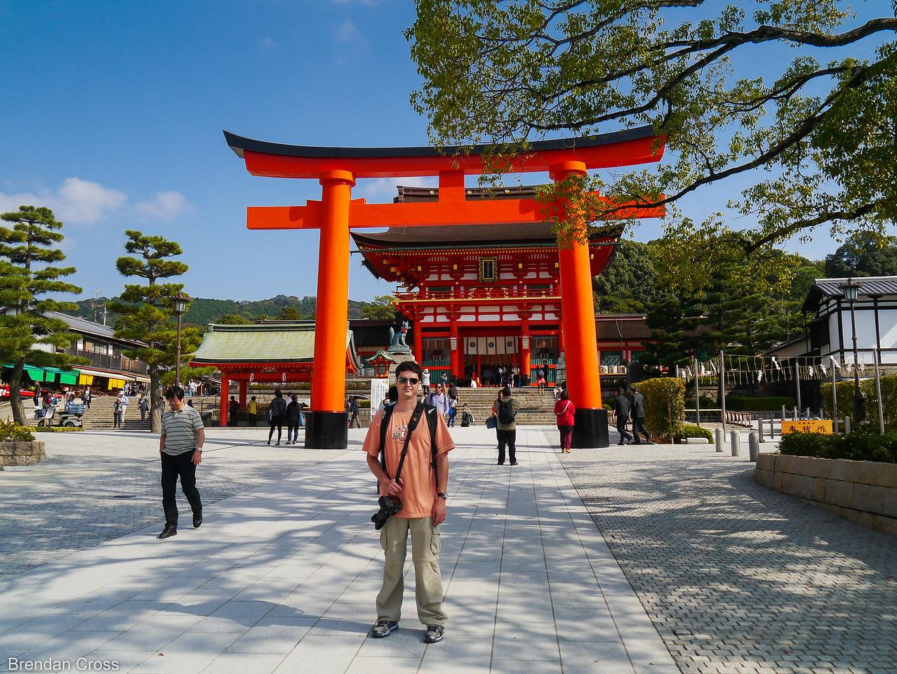 Ronan Gate, Fushimi Inari Taisha