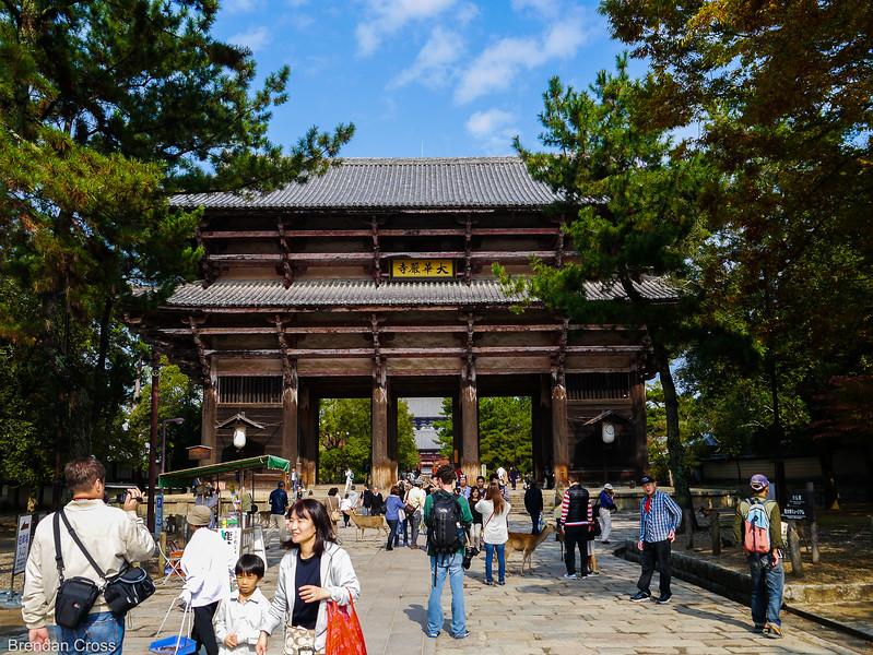 Nandai-mon, Todai-ji