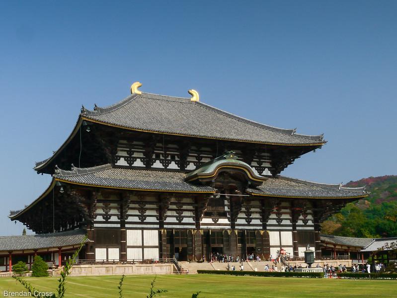 Daibutsu-den, Todai-ji