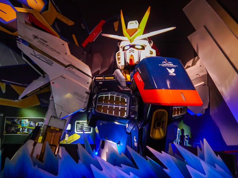 Gundam Bust, Gundam Front Tokyo