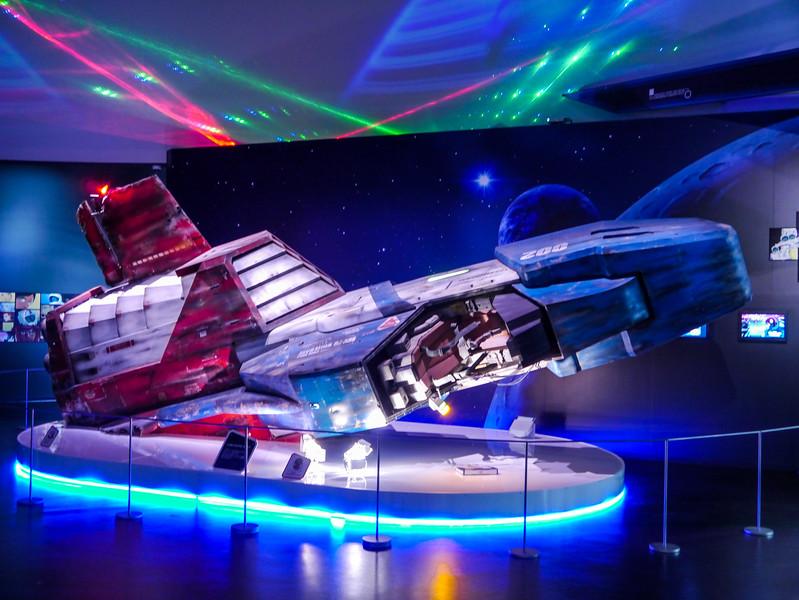 Fighter Ship, Gundam Front Tokyo