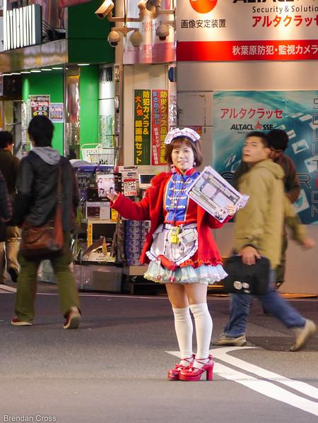 Maid, Akihabara