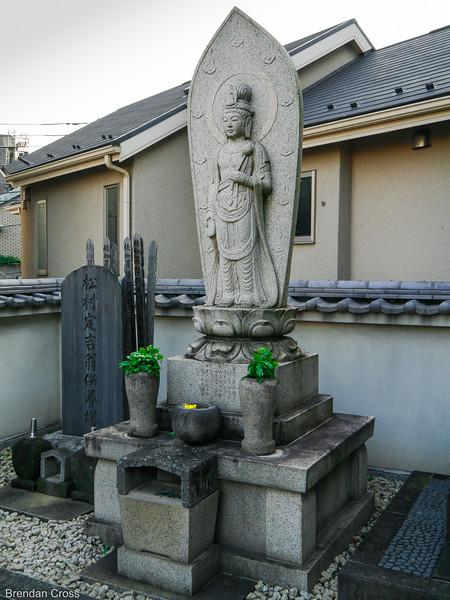 Grave, Sengakuji