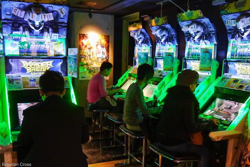 Arcade, Akihabara