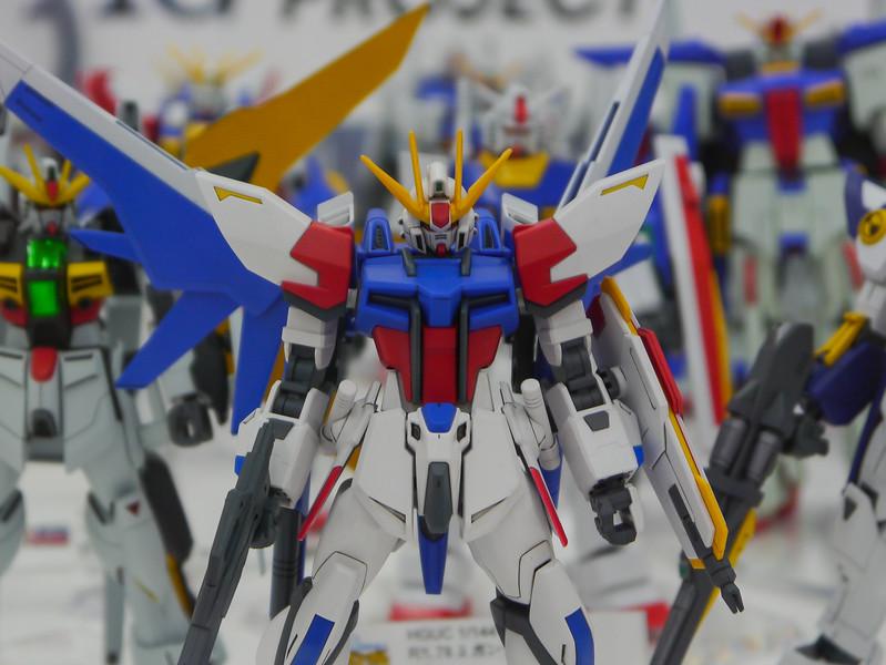 Models, Gundam Front Tokyo