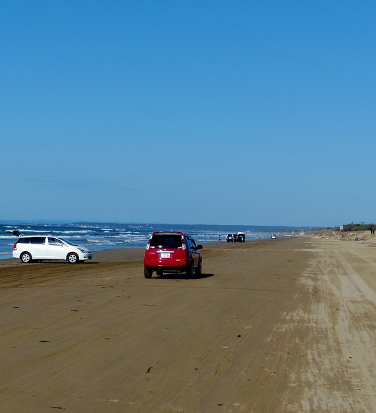 Chirihama Beach Drive, Noto Peninsula