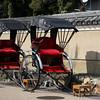 Rickshaws, Arashiyama, Kyoto