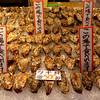 Oysters, Ohmicho Market, Kanazawa