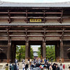 Nandaimon Gate, Todaiji Temple, Nara
