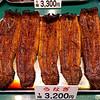 Unagi (Japanese eel), Ohmicho Market, Kanazawa