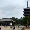 Kofukuji Temple and five-story pagoda, Nara