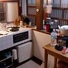 Kitchen, Kikunoya, Kanazawa