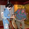 Geisa with Bob, Kikunoya, Kanazawa