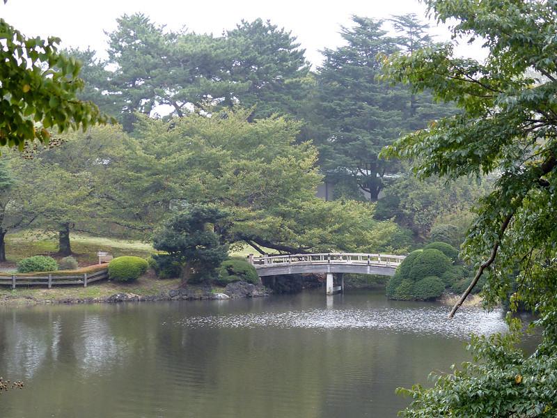 Shinjuku Gyo-en (National Garden), Tokyo