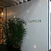 Day 4: Kyoto - back in town after our day trip, we went back to the shoten, and found this incredibly stylish tea shop called Lupicia. The next few photos give you a tour. (1/7).