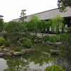 Day 3: Kyoto - Sanjūsangen-dō has beautiful gardens surrounding the main hall.