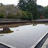 Rock garden, Ryoanji Temple, Kyoto