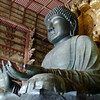 Statue of Buddha, Todaiji Temple, Nara