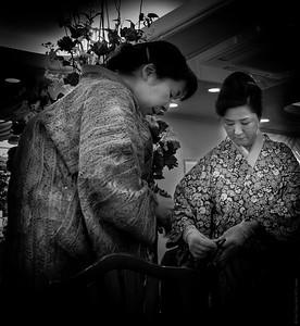 The Nobel Ladies of Tokyo